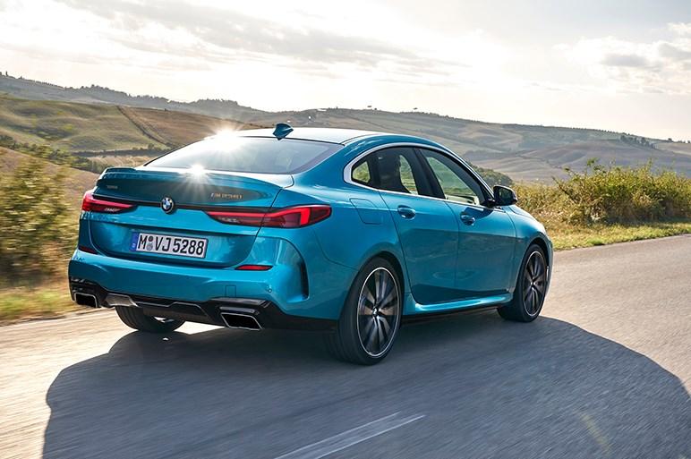 独BMW、2シリーズグランクーペを発表。コンパクトセグメント初の4ドアクーペ