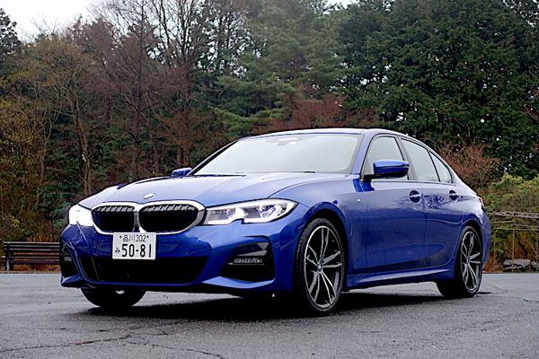 BMW 330i M Sport 新型3シリーズ・セダン【試乗記】