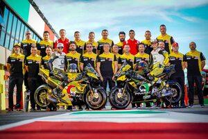 MotoGP:ランボルギーニ特別カラーのマシンでプラマックがイタリアGPを戦う