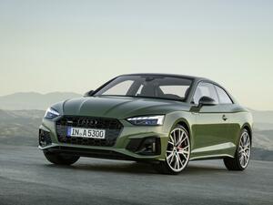 欧州でアウディがA5をアップデートと発表。4気筒エンジンにもマイルドハイブリッド搭載