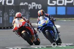 """【MotoGP】スズキには打倒マルケスの策が必要……""""創造力とサテライトチーム""""が鍵に?"""