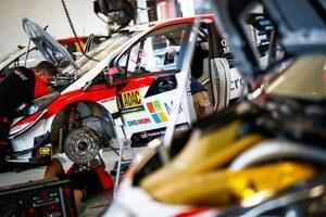 WRC:トヨタ、第10戦ドイツで起きたブレーキトラブルの原因特定。対策は「古めかしい手法」で