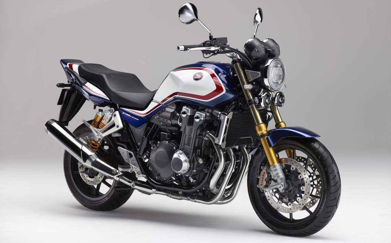 ホンダ「CB1300 SF/SB SP」の新色が10月25日(金)発売開始! 東京モーターショー2019にも展示中のレジェンドカラー