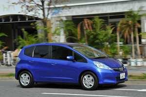 ホンダ・FIT(2010年10月~2012年5月)|中古車選びに役立つ「当時モノ」新車試乗記
