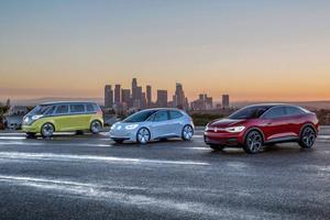 フォルクスワーゲンの電気自動車戦略とMEBプラットフォーム