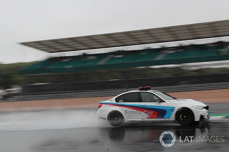 イギリスGP中止は、シルバーストン新路面の排水性が直接の原因。MotoGP側が説明