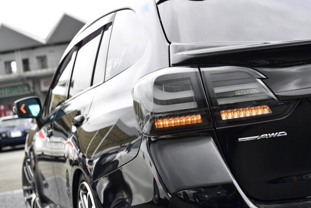 スバルオーナー必見!400台が集結した『レガレヴォセッションズ2018』で見つけたオーナーカーをチェック!~その4:現行型レガシィ・レヴォーグ編~