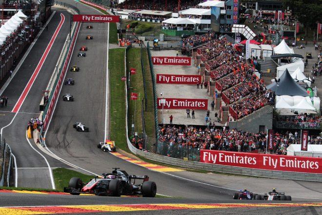 ハース「今日のダブル入賞は大きな意味を持つ」。選手権4位のルノーに6点差まで迫る:F1ベルギーGP日曜