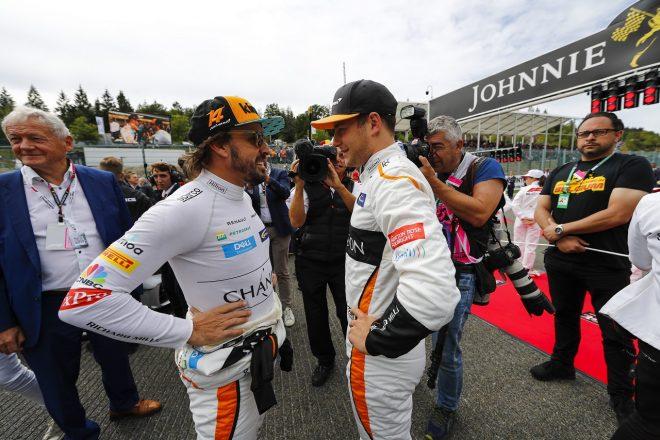 バンドーン、パワーユニットを全交換「あらゆることを試したけれど、効果なし。全然速さがなかった」:F1ベルギーGP日曜