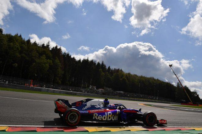 トロロッソ代表、9位入賞のガスリーを称賛「スタートからフィニッシュまで、素晴らしいレースをした」:F1ベルギーGP日曜
