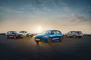 新型フォードフォーカスが発表 年内に欧州・中国などで発売