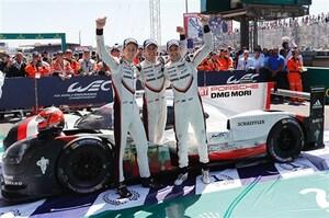 レースは結果が全て、は違う。ポルシェとトヨタの死闘にはル・マンの神髄があった