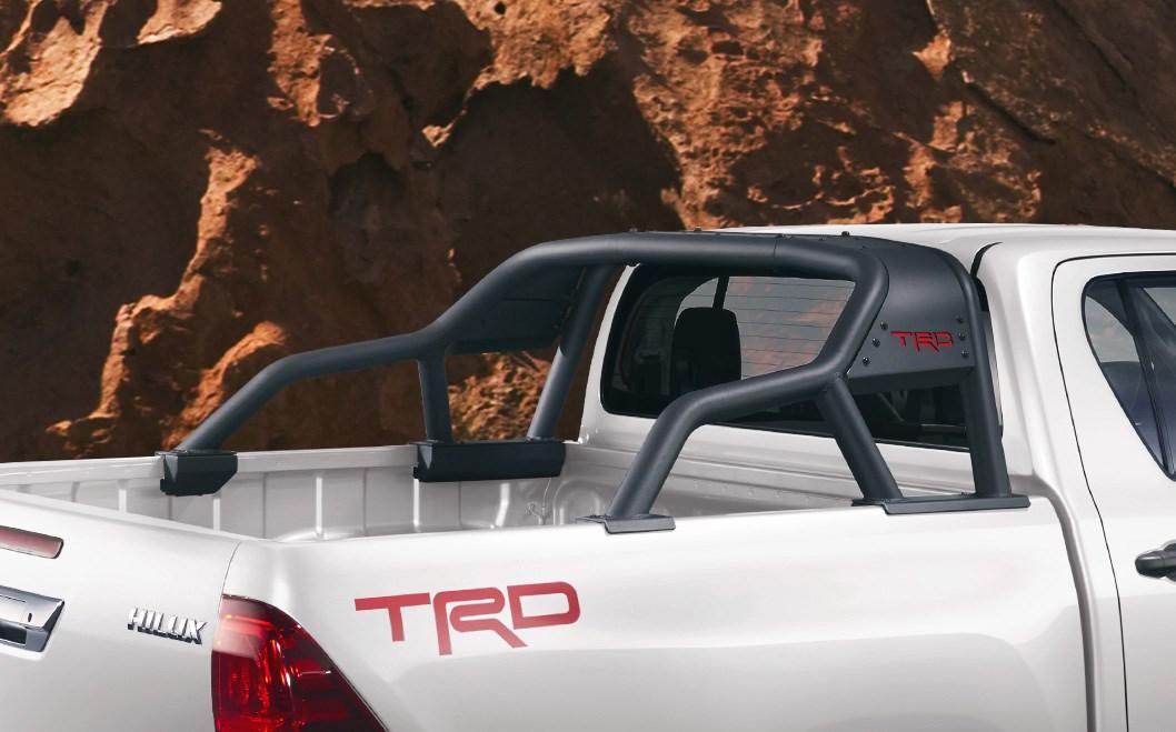 トヨタ ハイラックスをカスタマイズでさらにクールに! ハイラックス用TRDパーツ発売