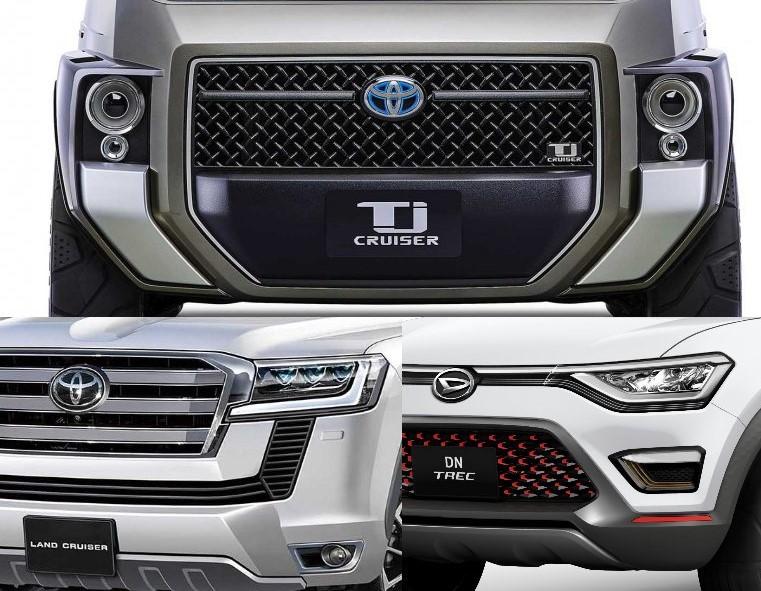 【トヨタSUV 最強の新布陣!】ライズ&ロッキー Tjクルーザー ハリアー ランクル300 今わかっていることすべて