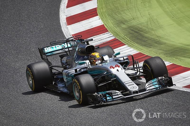 ピレリ、F1第5戦スペインのタイヤ選択発表。メルセデスは用心深いアプローチを採用