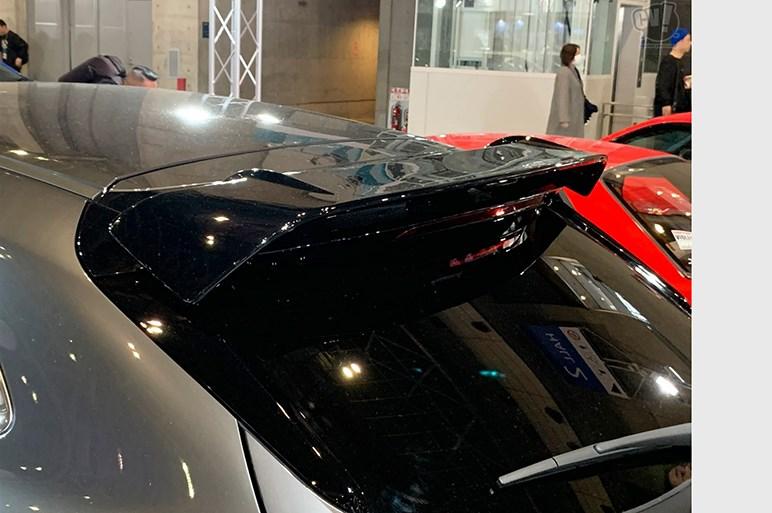 オートエクゼがマツダ CX-30のチューニングキット装着車をお披露目 - 東京オートサロン