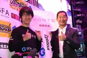 ドリキン土屋も面白いと絶賛! 「ROOTS e-sports最速決定戦 !! JAPAN CUP」が開催