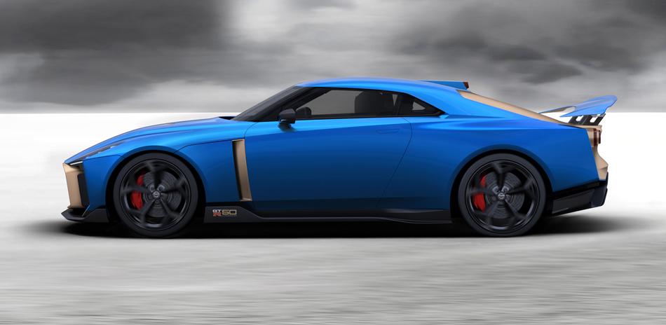 1億2700万円! 日産、世界50台限定「GT-R50 by イタルデザイン」の正式受注開始