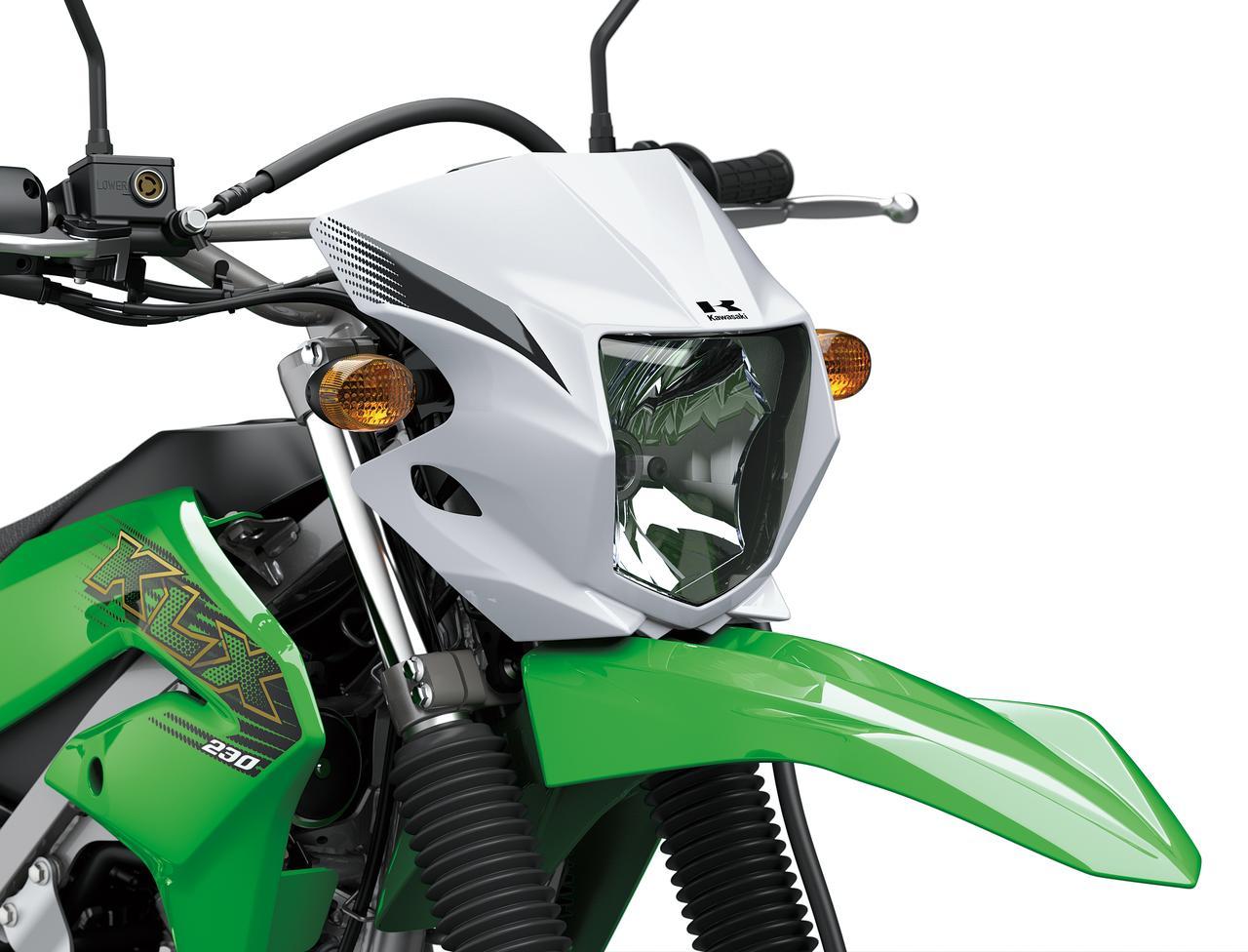 待望のカワサキ製オフロードバイク「KLX230」を解説! 日本国内での発売予定日は10月15日(火)!