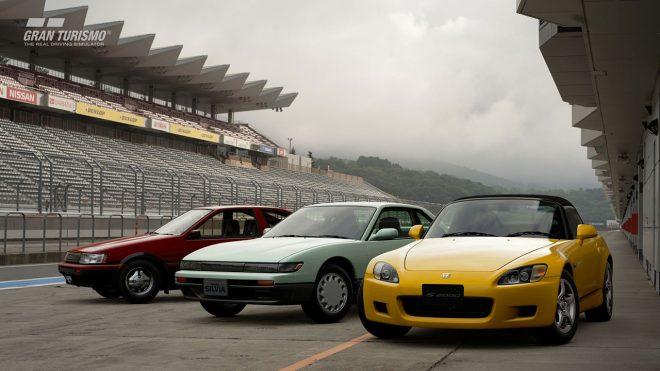 ホンダS2000など日本車5台が追加登場。グランツーリスモSPORTの8月アップデート配信開始