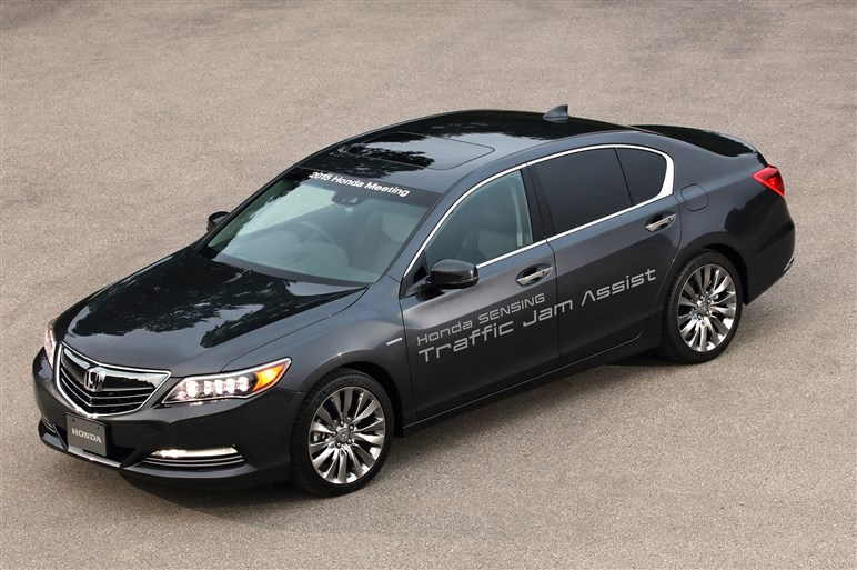 ホンダの今と未来を体感! 10速ATや新世代ターボ、自動運転まで…