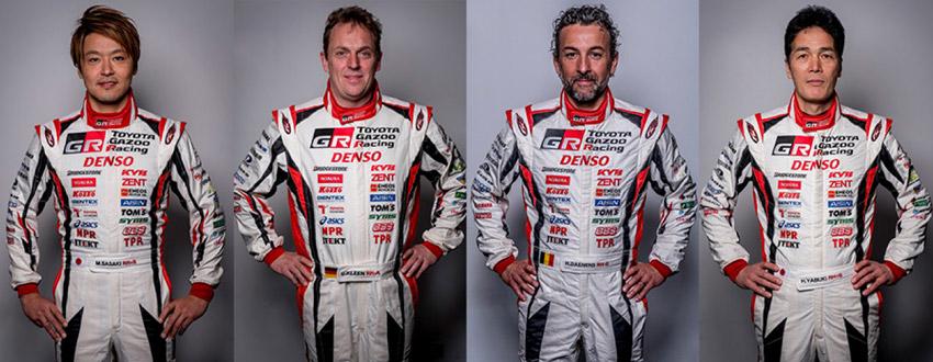 【ニュルブルクリンク】TOYOTA GAZOO RacingはGRスープラとレクサスLCで参戦