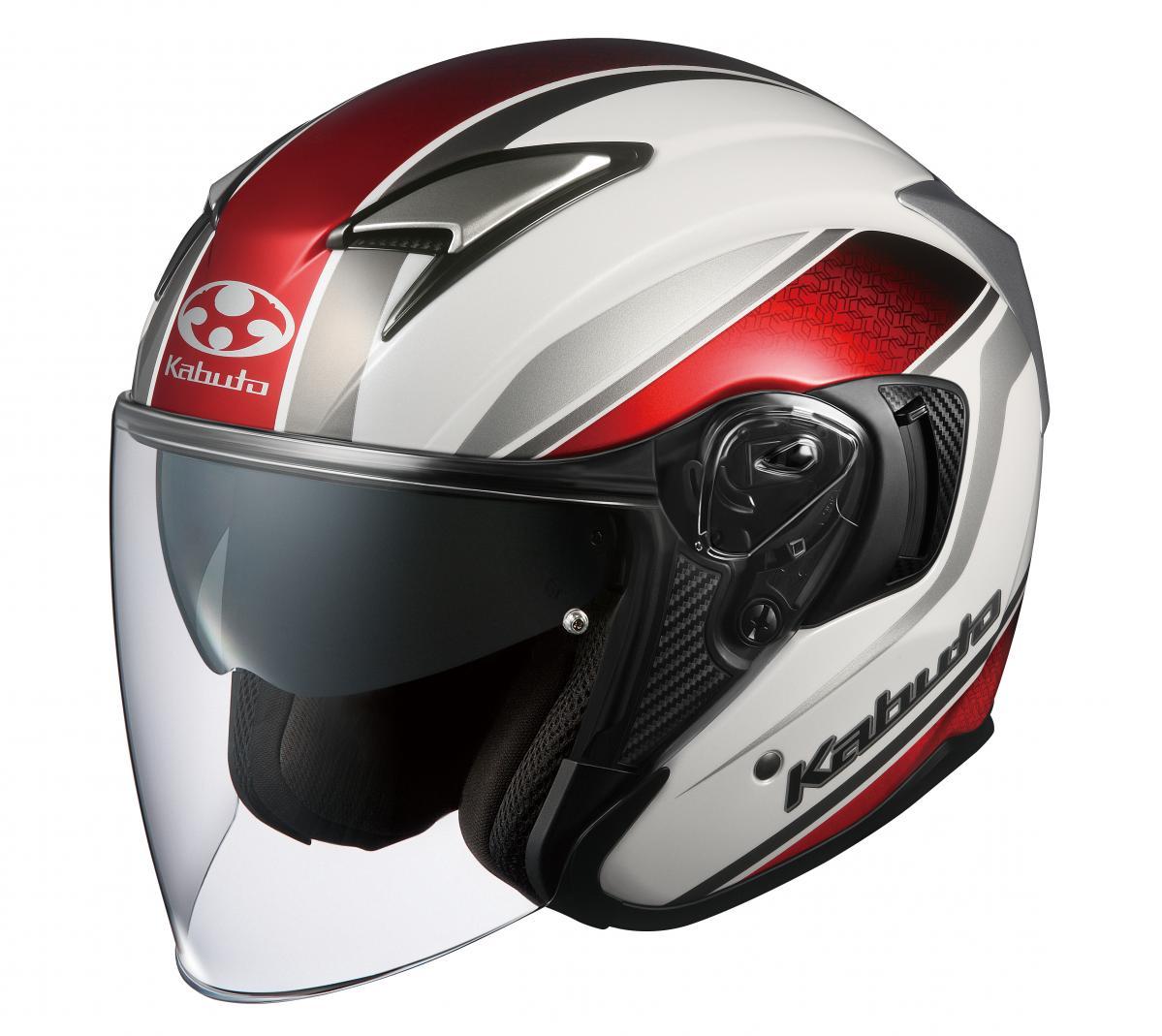 価格よし、見た目よし。 Kabutoのジェットヘルメット、エクシード デュース発売