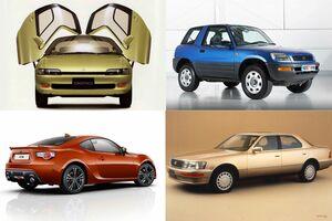 1985~2015年 トヨタにはどんなクルマがあった? 代表作を振り返る