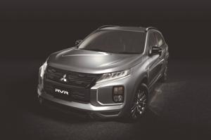 タフなイメージを強調! 「三菱RVR」に特別仕様の「ブラック・エディション」がラインアップ