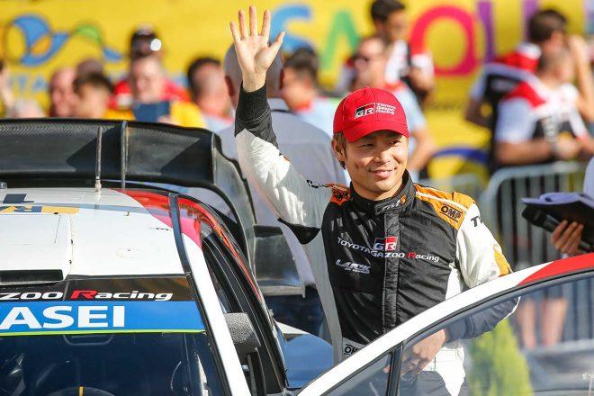 WRC:勝田貴元、ヤリスWRCでラリー・ジャパン参戦へ。トヨタが2020年育成プログラム発表