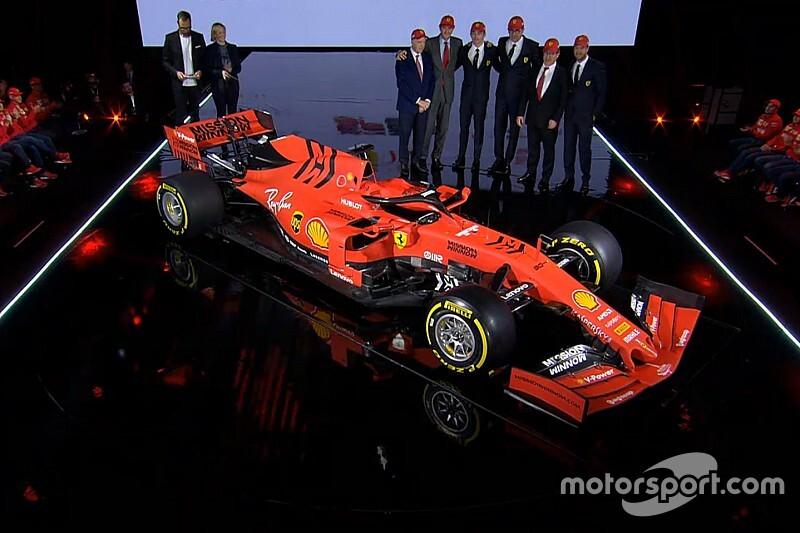 「我々は挑戦者」フェラーリF1、2020年用マシンの発表日を明かす。全チーム中最も早い発表会に?