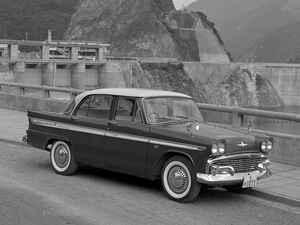 【昭和の名車 113】プリンス スカイラインは5ナンバー規格の改定で1900デラックスに進化した