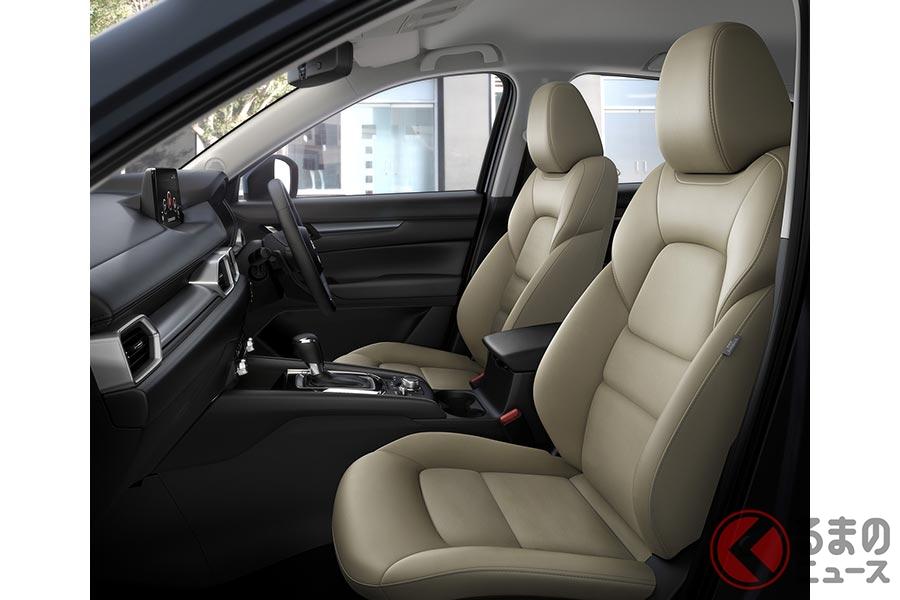 マツダ新型「CX-5」は悪路走破性が向上! オフロードを強調したアクセサリーパッケージも新設定