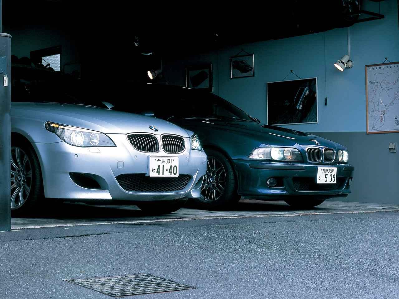 """【ヒットの法則83】E60型BMW M5を従来モデルと比較して見えた""""普遍のスポーツ魂"""""""