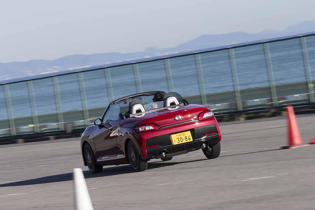 【国内試乗】「GR」初となる軽オープンスポーツ「コペンGRスポーツ」は、意のままに操れるライトウェイトスポーツ!