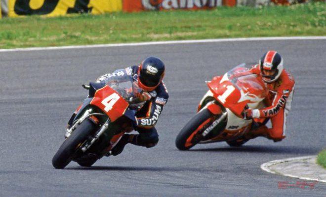 平vs水谷の大バトル! バイク好き以外も魅了した、1985年の全日本ロードレース選手権