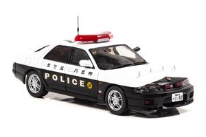 伝説のR33型「スカイラインGT-R」パトカーや昭和の名車「マークII」も登場! 年末年始の新作ホビー情報