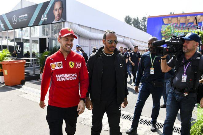 フェラーリ首脳「2021年に向けベッテルのモチベーションを確認」ハミルトンとの会談の重要性は否定