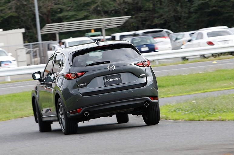 CX-5&CX-8商品改良 「らしくない」ガソリンターボ、ドライブ好きに勧めたい6MT