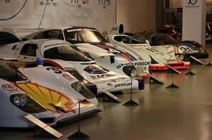 ポルシェ956にマツダ787B… ル・マン24時間レース博物館には名車がズラリ