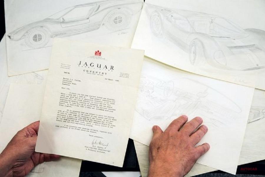 デザイナー、イアン・カラム ジャガー新時代の立役者 惜別の独占インタビュー