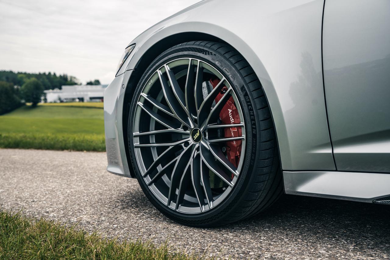 ABTスポーツライン、「アウディ RS6 アバント」にエキゾーストシステムとスポーツサスペンションを追加