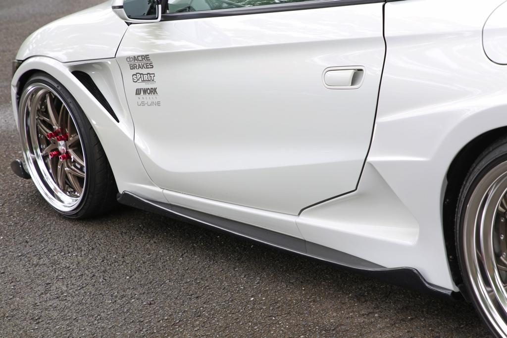 「S660エアロチューンの決定版」空気を味方につける老舗のエボリューションモデル