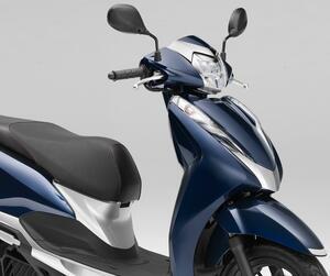 いまイチオシの原付二種125cc通勤スクーター【ホンダ編】スリムで軽快、収納力も抜群な「リード125」