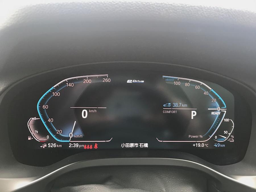 BMW X3 xDrive30e 役割を明確に粋に乗りたいBMWのPHEV試乗記(2.0L+8速AT+モーター 4WD)