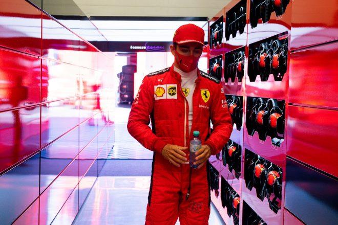 ルクレール、アップデートに好感触も「直線スピード改善のためさらなる作業が必要」フェラーリ F1シュタイアーマルクGP