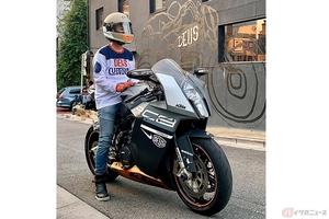 バイク乗りに新しいスタイルを。アライ『ラパイドNEO オーバーランド』デザイナー加藤ノブキの提案