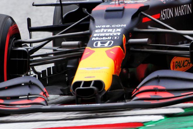 F1技術解説 オーストリアGP:2019年型メルセデスF1の影響を受けたレッドブルの新型ノーズ