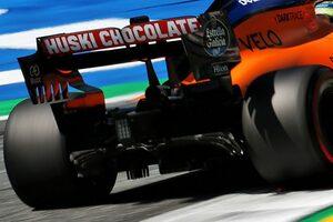 F1技術解説 オーストリアGP:マクラーレンのディフューザーにライバルも関心「かなりいい線だね」