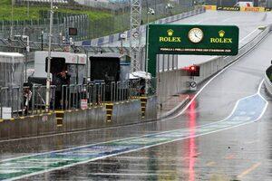 予選も厳しいか。フリー走行3回目は大雨によりキャンセル【F1第2戦シュタイアーマルクGP】